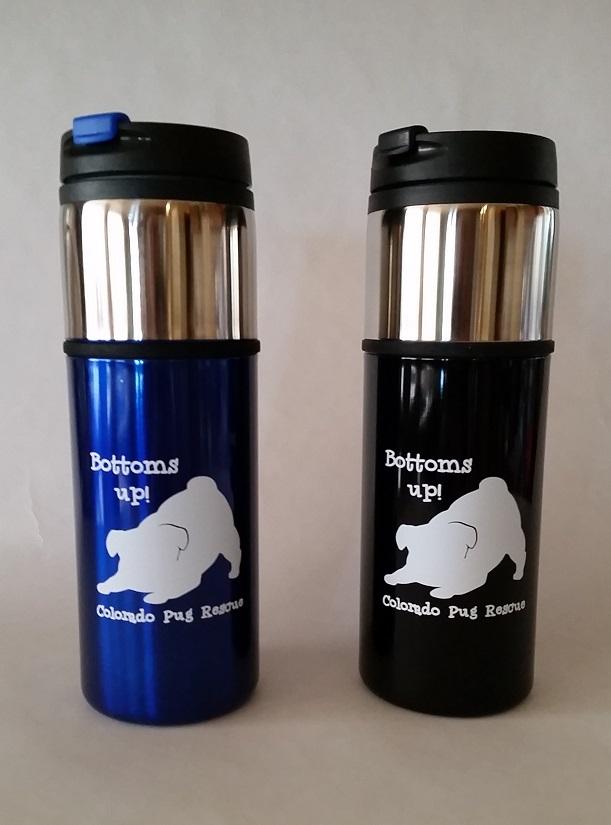 CafePress Colorado Flag Stainless Steel Travel Mug ...  Colorado Travel Mug